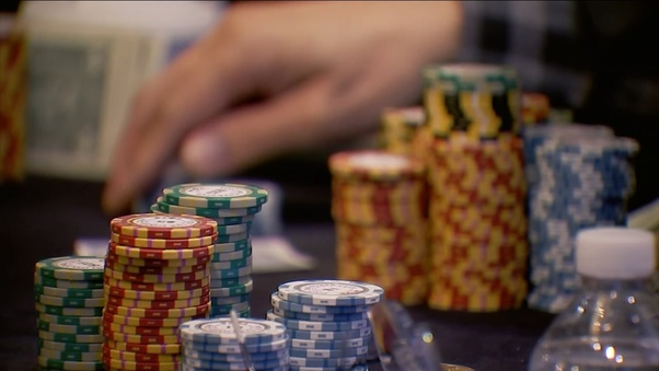 Is it illegal to have a poker game?